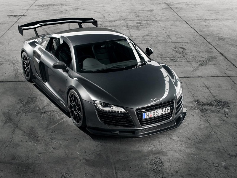 Project: Supercharged Audi R8