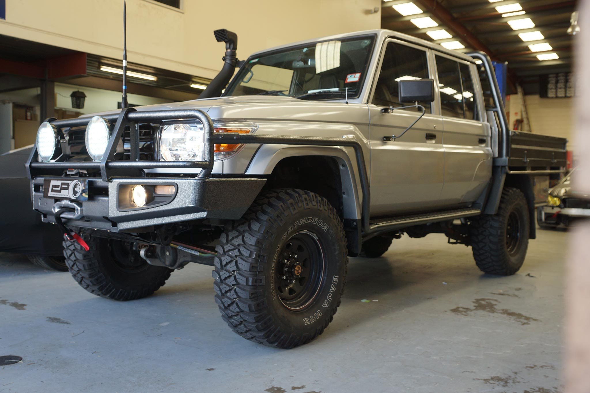 City Performance Centre | Toyota LandCruiser 70 Series