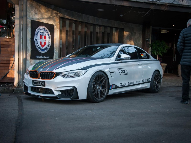 Project: BMW M4
